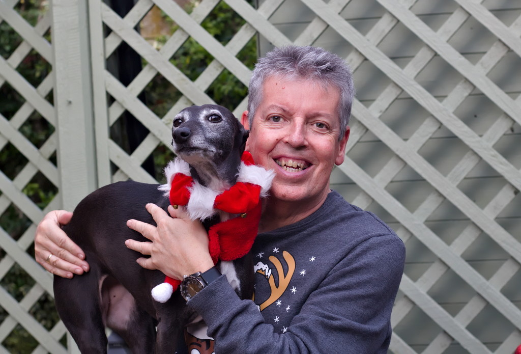 Merry Christmas From Phil and Ruby by phil_howcroft