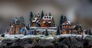 23rd Dec 2019 - Model Alpine Village - Detail 4