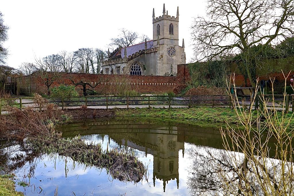 Doddington Hall Church by carole_sandford