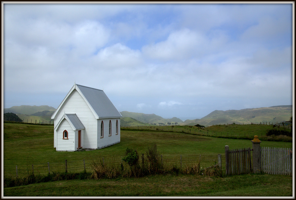 Kohekohe Church by dide