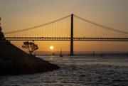 24th Dec 2019 - Lisbon Sunset Goodbye