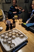 15th Dec 2019 - Mince pies at the session