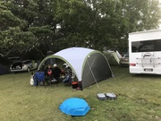 26th Dec 2019 - Camping!