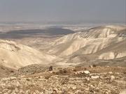 26th Dec 2019 - Judean Wilderness - Israel