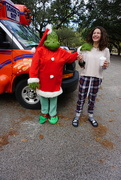 27th Dec 2019 - Maddie and The Grinch