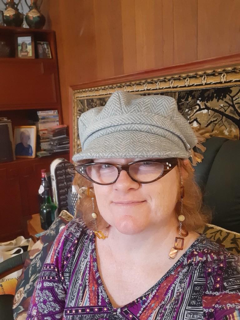 Lovely Hat by mozette