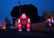 28th Dec 2019 - Goodbye santa...