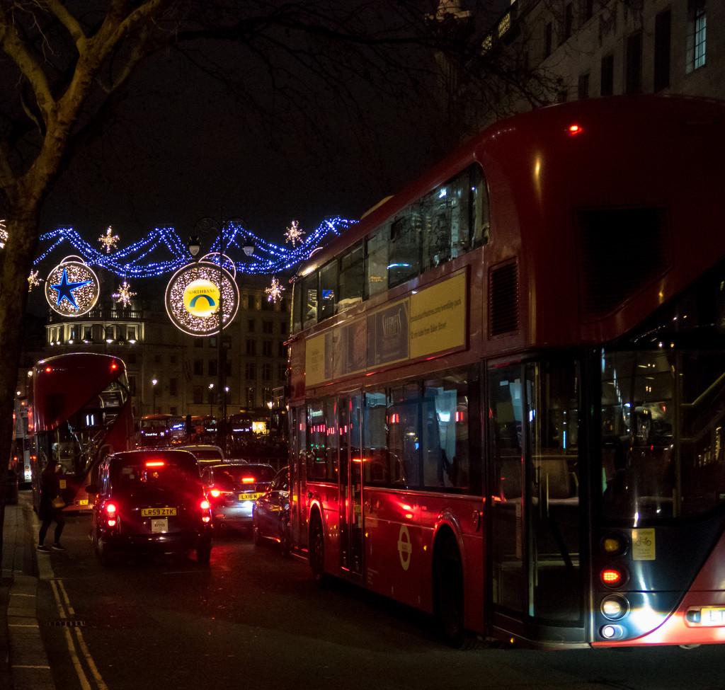 Night Bus by peadar