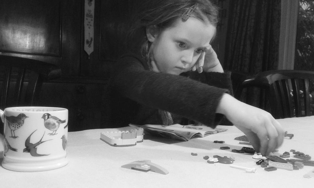 My daughter by overalvandaan