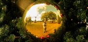 28th Dec 2019 - Reflection in the Ornament!