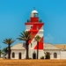 Mouille Point Lighthouse by ludwigsdiana