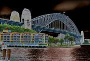 29th Dec 2019 - Solarized Harbour Bridge
