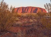 23rd Oct 2019 - Uluru-Sunset