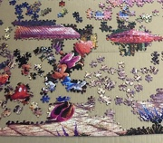 28th Dec 2019 - Annual jigsaw puzzle underway!