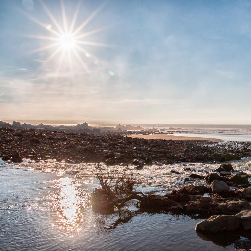 Duckpool Beach by pamknowler