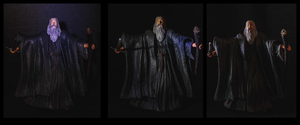 Gandalf direct light by aecasey