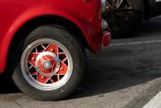 30th Dec 2019 - Fiat in red