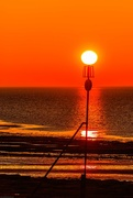 30th Dec 2019 - Setting sun resting