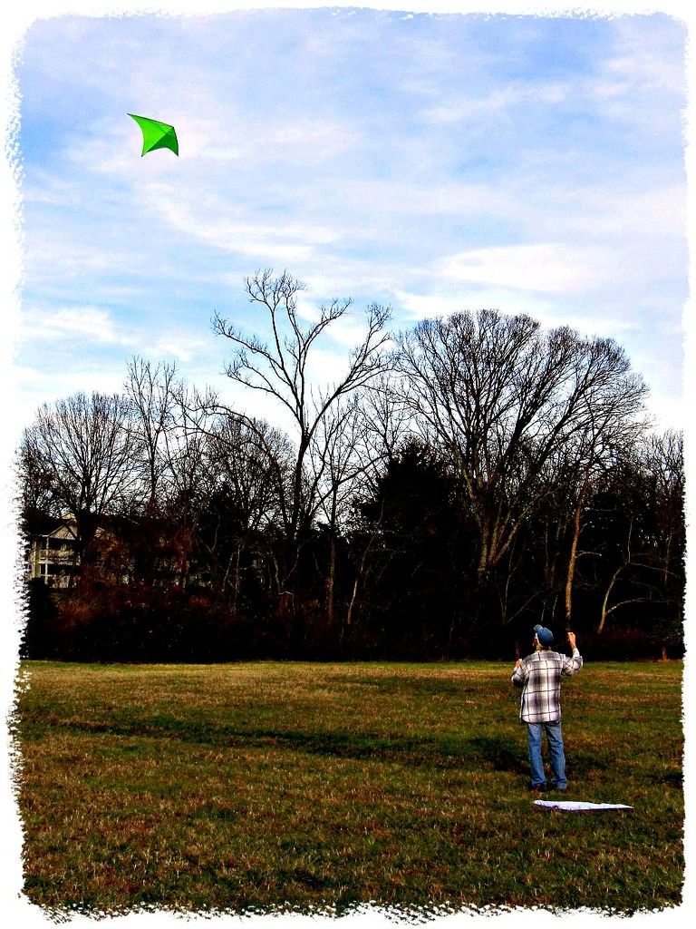 Let's Go Fly a Kite.... In Dec? by moviegal1