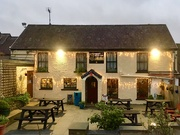 31st Dec 2019 - Happy new year from the Kings Head, Llangennith
