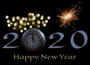 31st Dec 2019 - Happy New Year