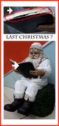 30th Dec 2019 - Is this the last Christmas for Santa....