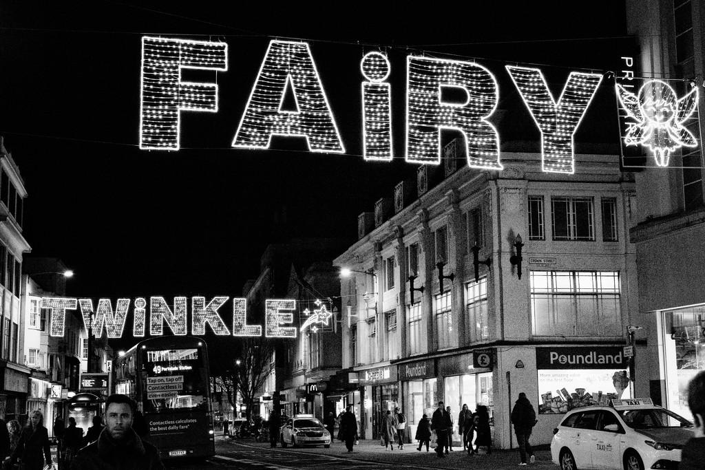 Fairy Twinkle by 4rky