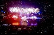 1st Jan 2020 - Big Ben Strikes the Hour!