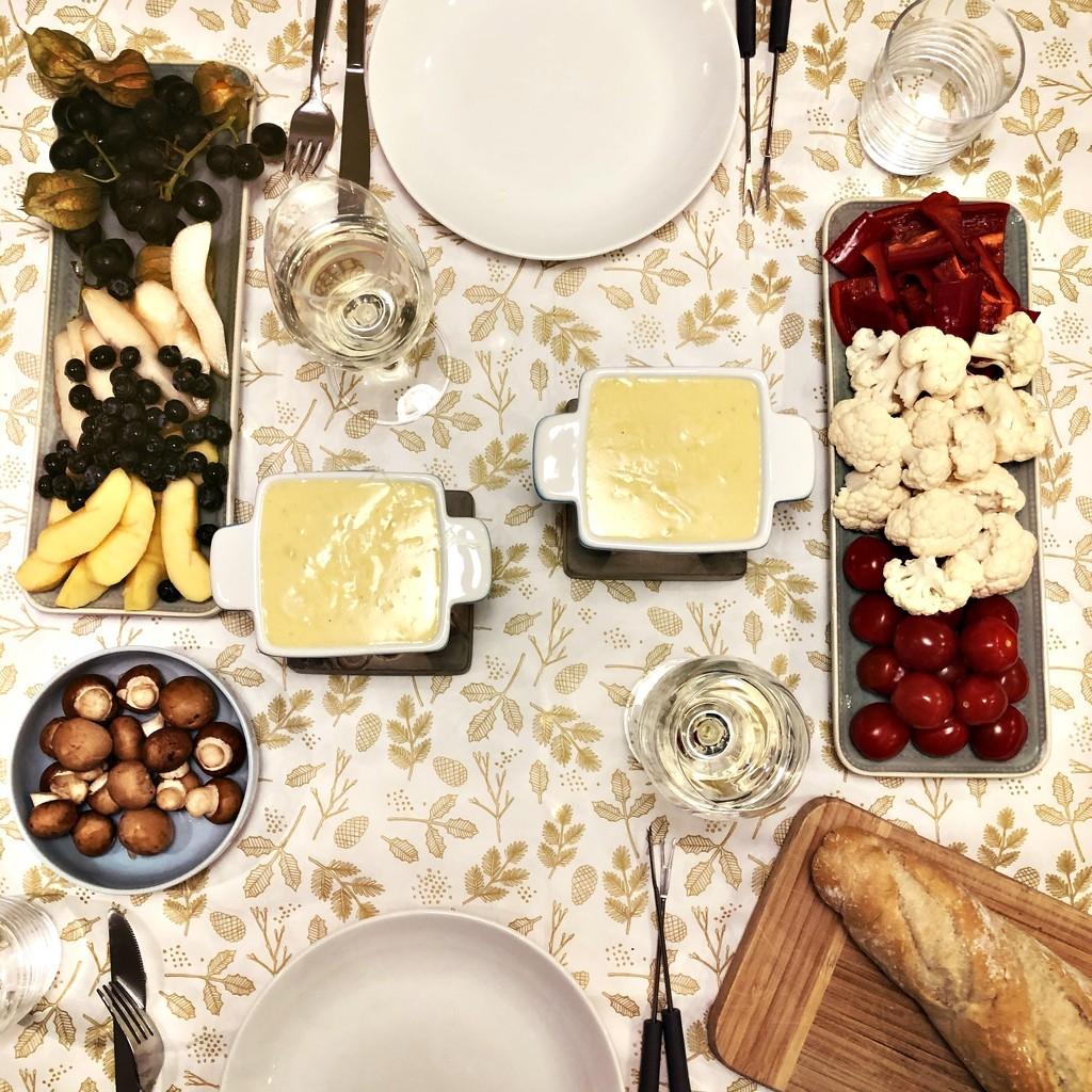Dinner for 2 by mastermek