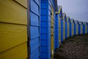 1st Jan 2020 - Beach huts at Littlehampton