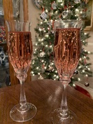 1st Jan 2020 - Sparkling Rosé to toast the new year
