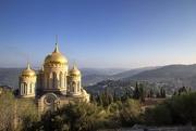 1st Jan 2020 - Russian Monastery Sunrise