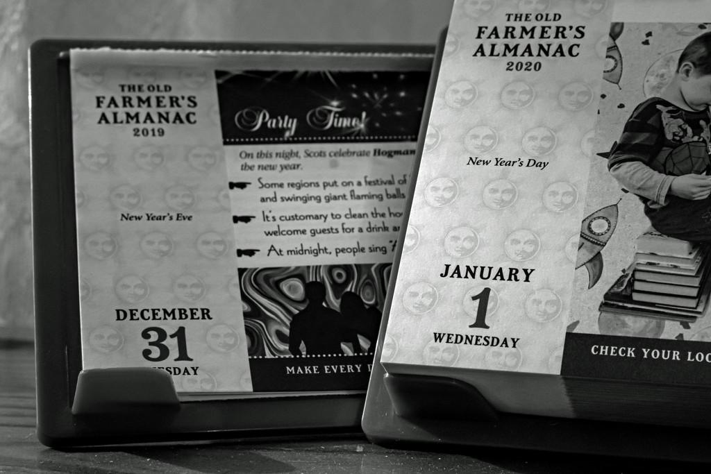 January Words - Beginnings  by farmreporter