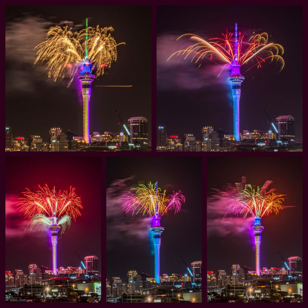 More Fireworks by nickspicsnz