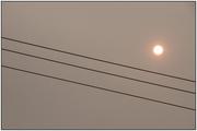 2nd Jan 2020 - Smokey Skies