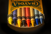 2nd Jan 2020 - Crayola Retired Colors