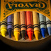 Crayola Retired Colors by kvphoto