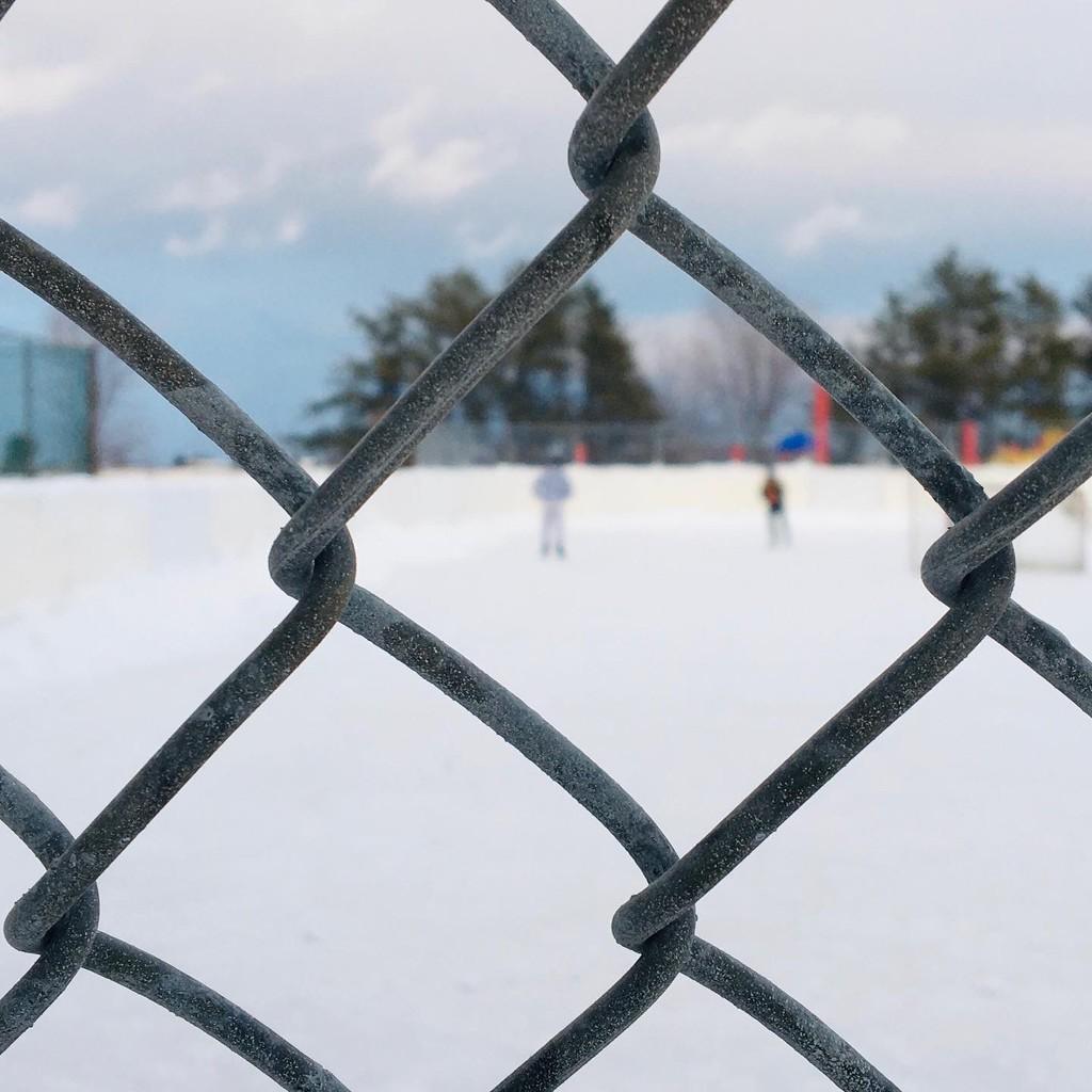 Ice skate by edie