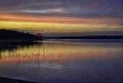 3rd Jan 2020 - Sunset on Lake Lewisville
