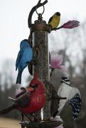 3rd Jan 2020 - Bird sculpture