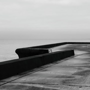 2nd Jan 2020 - Sea wall