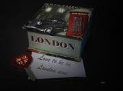 2nd Jan 2020 - Love to be in London...  (Best on black)