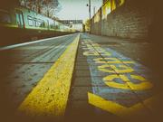 3rd Jan 2020 - Keep behind this line...