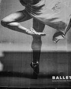 3rd Jan 2020 - Ballet in B&W