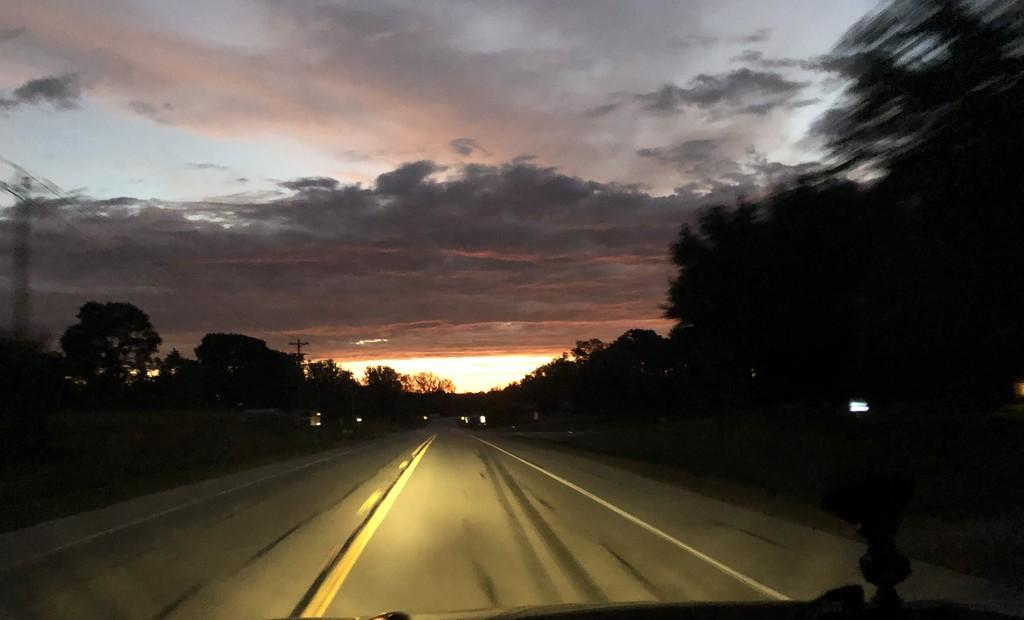 Early Morning by sarasdadandmom