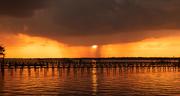 3rd Jan 2020 - Sunset Through the Rain!