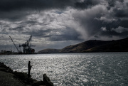 4th Jan 2020 - Stormy morning - Lyttelton Harbour