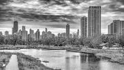 3rd Jan 2020 - Skyline on a Cloudy Day