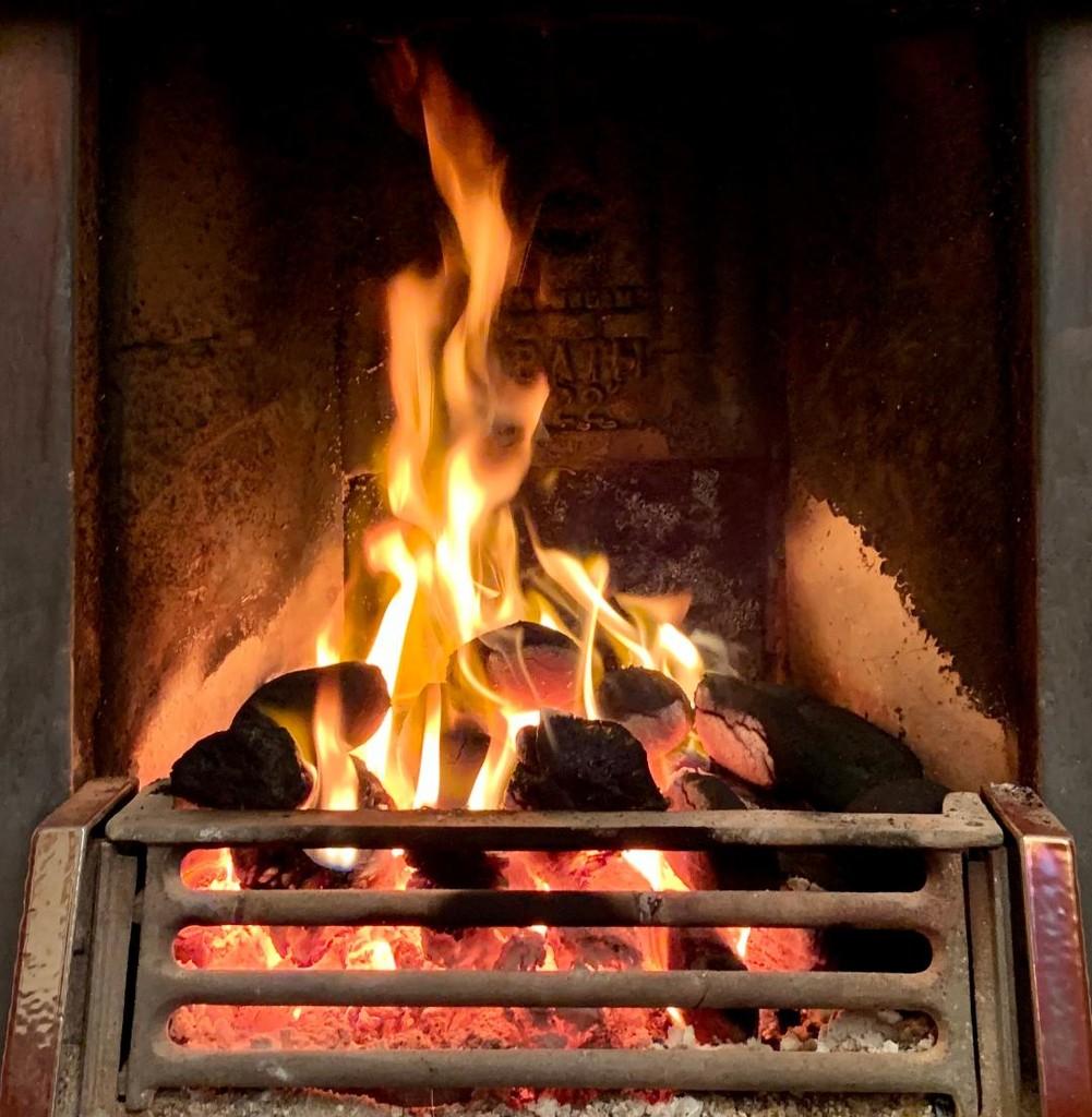 Fire by elizabeth