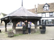 4th Jan 2020 - Mildenhall Market Cross